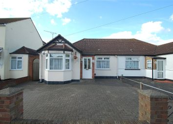 Thumbnail 2 bed semi-detached bungalow for sale in Devonshire Road, Hornchurch