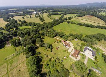 Thumbnail 7 bedroom detached house for sale in Horsham Lane, Ewhurst, Cranleigh