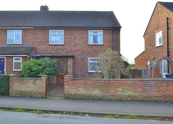 Thumbnail 2 bed end terrace house for sale in Ferrars Avenue, Eynesbury, St Neots, Cambridgeshire