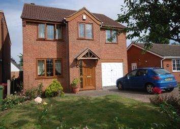 Thumbnail 4 bed detached house for sale in Westland Road, Westwoodside, Doncaster