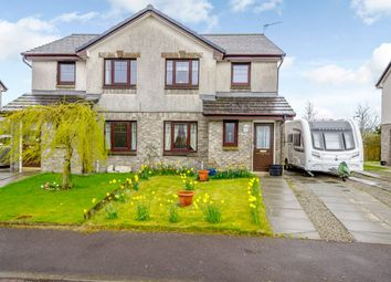 Thumbnail 3 bed semi-detached house for sale in Cameronian Crescent, Castle Douglas, Dumfries And Galloway