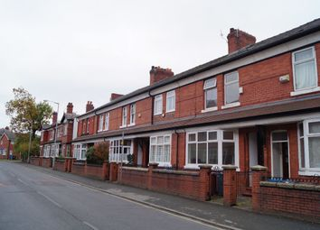 Thumbnail 3 bed terraced house for sale in Cromwell Grove, Levenshulme