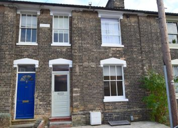 Thumbnail 3 bedroom terraced house for sale in St. Georges Street, Ipswich