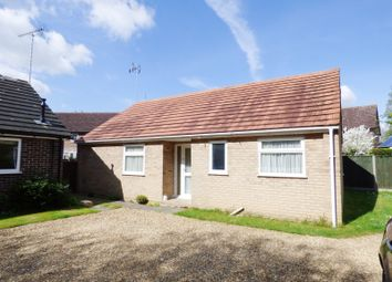 Thumbnail 3 bed detached bungalow for sale in Skye Close, Norwich