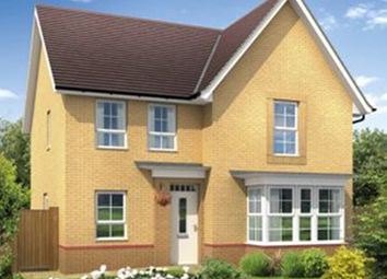 "Thumbnail 4 bed detached house for sale in ""Cambridge"" at Tenth Avenue, Morpeth"