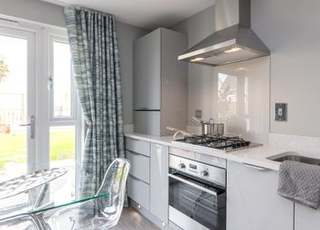 "Thumbnail 3 bed semi-detached house for sale in ""Coull"" at Barochan Road, Houston, Johnstone"