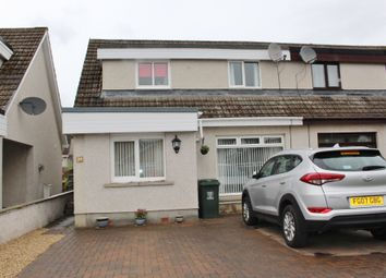 Thumbnail 4 bed semi-detached house for sale in Forbeshill, Forres