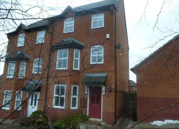 Thumbnail 3 bed town house to rent in Valley View, Mansfield