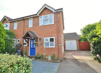 Thumbnail 3 bed semi-detached house for sale in The Limes, Kingsnorth, Ashford