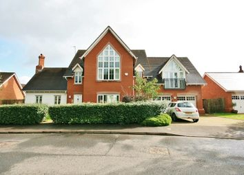 Thumbnail 5 bed detached house to rent in Freshwater Drive, Weston, Crewe