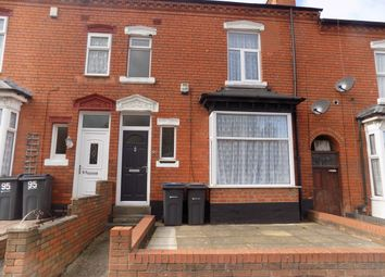 3 bed terraced house to rent in Yew Tree Lane, Yardley, Birmingham B26