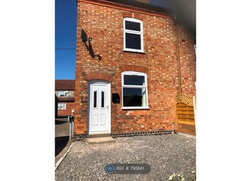 Thumbnail 1 bed end terrace house to rent in Newbold Road, Barlestone, Nuneaton