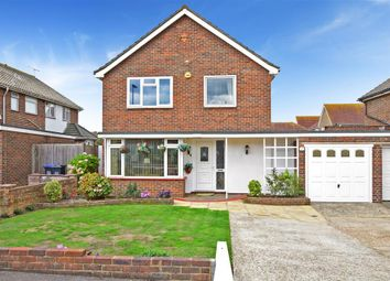 Thumbnail 3 bed detached house for sale in Ophir Road, Worthing, West Sussex