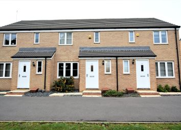 Thumbnail 3 bed terraced house for sale in York Way, Harlestone Manor, Northampton