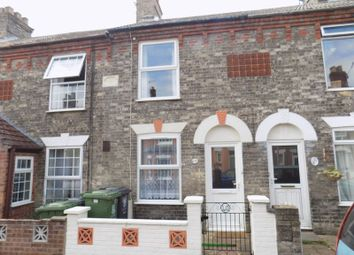 Thumbnail 3 bedroom terraced house to rent in Upper Cliff Road, Gorleston, Great Yarmouth
