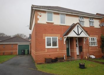 Thumbnail 2 bed semi-detached house to rent in Jubilee Court, Belper