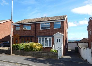 Thumbnail 3 bedroom detached house to rent in Russel Close, Heckmondwike