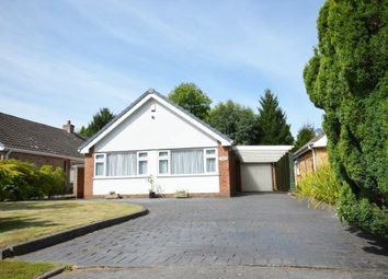 Thumbnail 2 bed detached bungalow for sale in Fulford Hall Road, Tidbury Green, Solihull