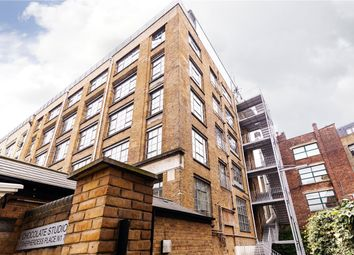Thumbnail 1 bed flat for sale in Chocolate Studios, 7 Shepherdess Place, London
