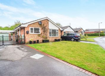 Thumbnail 3 bed detached bungalow for sale in Larkswood Drive, Offerton, Stockport