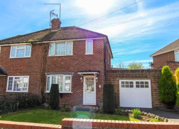 Thumbnail 2 bedroom semi-detached house for sale in Worcester Close, Reading