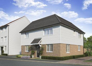 """Thumbnail 4 bedroom detached house for sale in """"Lincoln II"""" at Dymchurch Road, Hythe"""