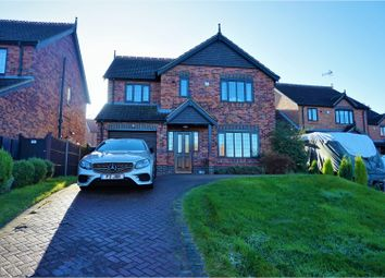 Thumbnail 4 bed detached house for sale in Harvest Avenue, Barton-Upon-Humber