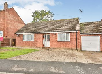 Thumbnail 3 bed bungalow for sale in Wright Avenue, Toftwood, Dereham