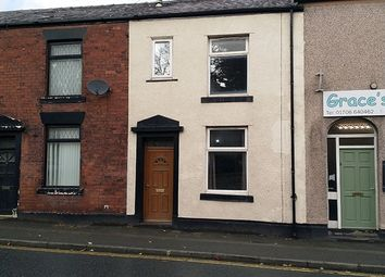 Thumbnail 2 bed terraced house to rent in Bury Road, Rochdale