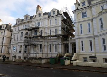 Thumbnail 3 bed flat for sale in Augusta Gardens, Folkestone, Kent