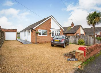 3 bed detached bungalow for sale in Longridge Road, Hedge End, Southampton SO30