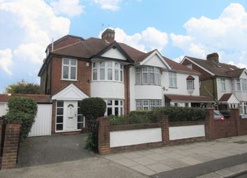 Thumbnail 4 bed semi-detached house for sale in Spring Grove Road, Isleworth, Middlesex