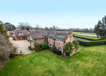 Thumbnail 5 bed detached house to rent in Sturt Green, Holyport, Maidenhead, Berkshire