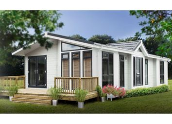 Thumbnail 2 bed mobile/park home for sale in Stubby Lane, Draycott In The Clay