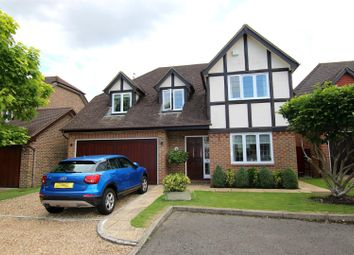 Thumbnail 5 bed detached house for sale in Portland Drive, Clay Hill, Enfield