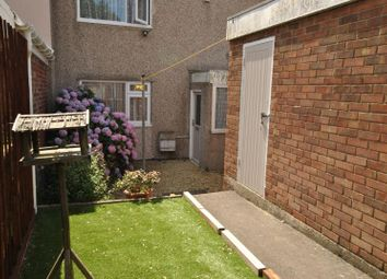 Thumbnail 2 bed terraced house to rent in Creswick Road, Knowle, Bristol
