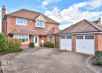 4 bed detached house for sale in Jefferson Close, Colchester CO3