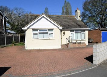 Thumbnail 2 bed bungalow for sale in Rowland Close, Gillingham