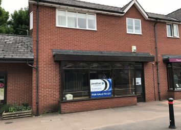 Thumbnail Retail premises for sale in For Sale/To Let - Unit 3, Cantilupe Court, Cantilupe Road, Ross On Wye