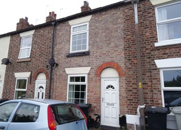 Thumbnail 2 bed terraced house to rent in Station Street, Macclesfield, Cheshire