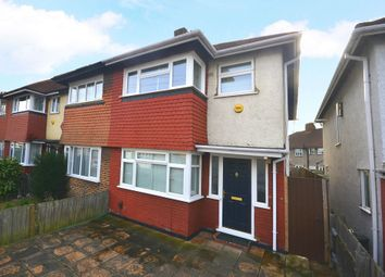 Thumbnail 4 bed property to rent in Gorringe Park Avenue, Tooting, London