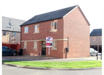 Thumbnail 2 bedroom maisonette to rent in Shaftesbury Crescent, Derby