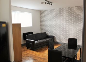 Thumbnail 1 bed flat to rent in The Kingsway, Swansea