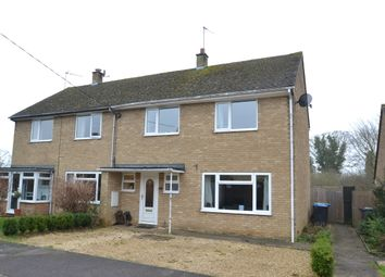 Thumbnail 3 bedroom semi-detached house for sale in Dorn View, Wootton, Woodstock