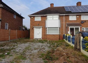 Thumbnail 3 bed end terrace house for sale in Homestead Road, Garratts Green, Birmingham