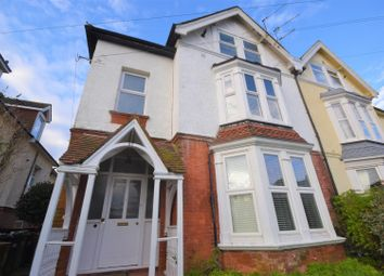 Thumbnail 2 bed flat to rent in Manor Road, Bexhill-On-Sea