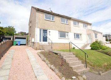 Thumbnail 3 bed semi-detached house for sale in Carlin Craig, Kinghorn, Burntisland