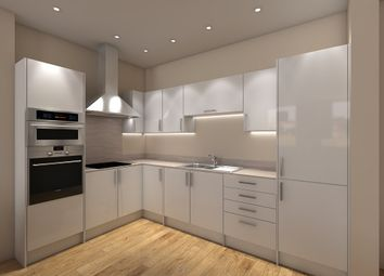 Thumbnail 2 bed flat for sale in High Street North, Poole