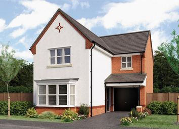 "Thumbnail 3 bed detached house for sale in ""Orwell"" at Eaton Bank, Congleton"
