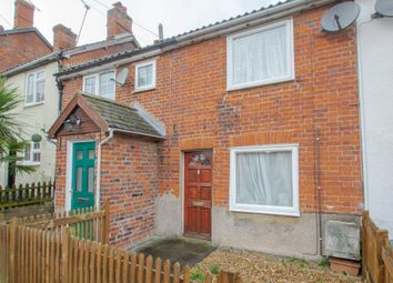 Thumbnail 1 bed terraced house for sale in Downs Place, Haverhill